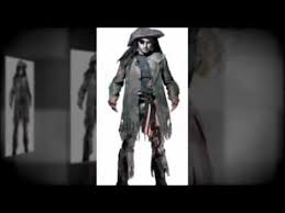 Davy Jones Halloween Costume Pirate Halloween Costumes