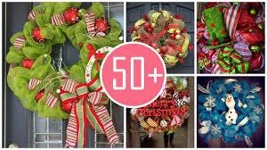 so fantastic 2015 christmas deco mesh wreath ideas for you