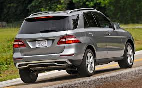 mercedes m suv 2012 mercedes m class reviews and rating motor trend