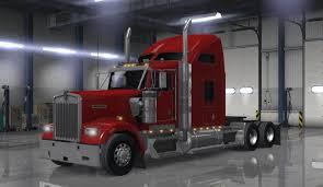 kenworth w900 engine kenworth w900 sound mod american truck simulator mod ats mod