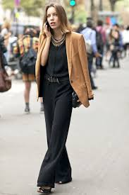 how to wear a jumpsuit le fashion how to wear a jumpsuit to the office