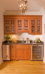 Contemporary Bar Cabinet Wall Mounted Kitchen Counter Small Home Bar Tall Cabinet Shelves