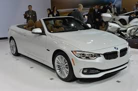 convertible cars bmw 4 series convertible officially revealed in la cars co za