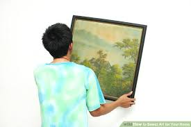 Painting Your Home How To Select Art For Your Home 10 Steps With Pictures