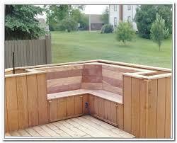 Outside Storage Bench Build Outdoor Storage Bench Seat Nortwest Woodworking Beginner