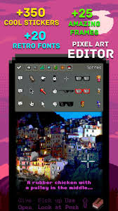 Photo Editor Meme - famicam 64 8bit retro camera with live effects pixel art editor