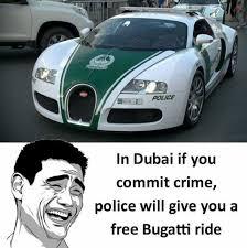 Bugatti Meme - dopl3r com memes police in dubai if you commit crime police