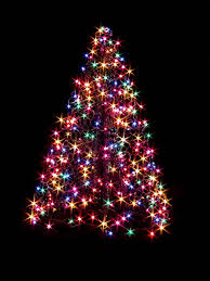 4ft christmas tree crab pot trees 4 ft indoor outdoor pre lit led