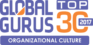 the top 30 best organizational culture thought leaders in the world