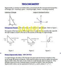 best 25 trig identities sheet ideas on pinterest trigonometry
