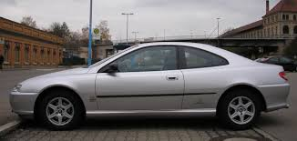 peugeot 4wd file peugeot 406 coupe silber jpg wikimedia commons
