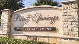 2 Bedroom Duplex For Rent Austin Tx by Bluff Springs Townhomes For Rent In Austin Tx Forrent Com