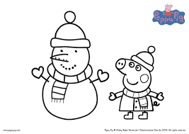 coloring merry christmas colouring pictures pages