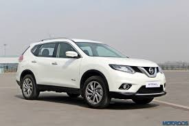 2015 nissan x trail launched nissan x trail motoroids