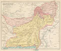 British India Map by The Digital South Asia Library