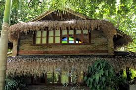 Native House Design Building A House Native Style Nipa Hut U2014 Live In The Philippines