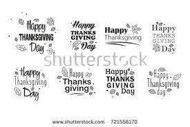 thanksgiving day badges free vector stock graphics