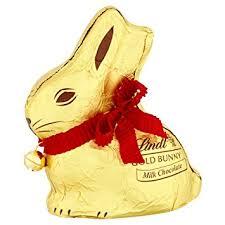 easter chocolate bunny lindt gold bunny milk chocolate 3 5 ounce