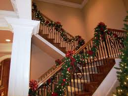 model staircase best swags wreaths images on