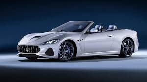 maserati granturismo blue interior 2018 maserati granturismo convertible grancabrio is launched