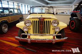 willys jeepster 2016 sema omix ada willys jeepster