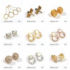 top earings arabic gold earring designs big beautiful drop earrings top design