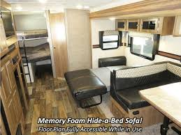 Rockwood Camper Floor Plans 2017 Forest River Rockwood Ultra Lite 2706ws Travel Trailer