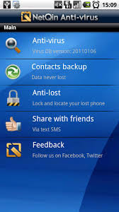 android freeware netqin antivirus free android app android freeware