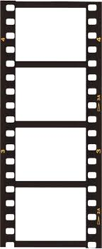 hollywood photo booth layout film strip for the stairway small hall leading to sanctuary and