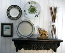 Marvelous Decorative Plates For Wall Amazing Plate Wall Decor