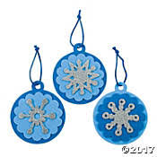 christmas ornament crafts diy ornaments holiday ornament kits