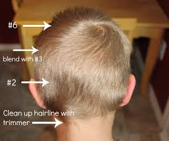 how to do a boy u0027s haircut with clippers boy hair boys and haircuts