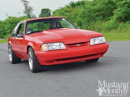 1990 ford mustang 1990 ford mustang future of fox photo image gallery