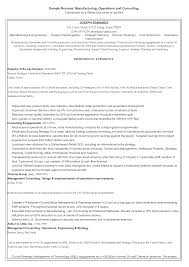 100 management consulting resume format resume example for