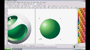 tutorial membuat logo coreldraw x5 4 corel draw x4 tutorial sony ericsson logo youtube