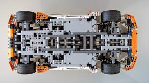 koenigsegg lego technicbricks there is a predator in the highway
