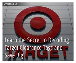 target black friday clearance the secret to decoding target clearance tags the krazy coupon lady