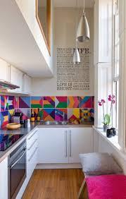 comment am駭ager une cuisine en longueur design interieur comment aménager cuisine longueur taquine accents