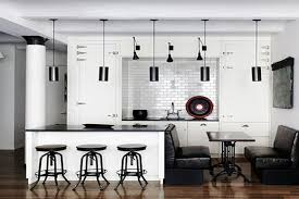 are black and white kitchens in style beautiful black white kitchen design ideas
