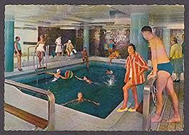 inside swimming pool inside swimming pool ss rotterdam flagship of holland america line
