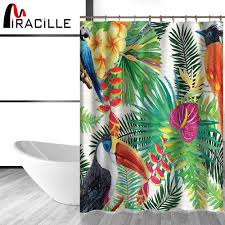 Tropical Home Decor Accessories by Compare Prices On Tropical Shower Curtains Online Shopping Buy