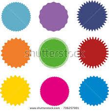 Starburst Design Clip Art Starburst Sticker Download Free Vector Art Stock Graphics U0026 Images