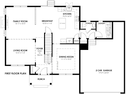 bradford floor plan stonegate at braeburn new homesewing nj