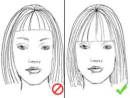 Frisuren Lange Haare Kurze Stirn by Frisuren Lange Haare Kurze Stirn Modische Frisuren Für Sie Foto