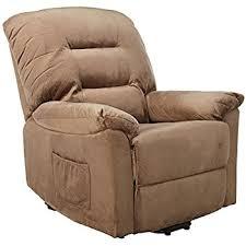 amazon com prolounger power recliner and lift wall hugger chair