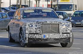 roll royce phantom 2018 2018 rolls royce phantom interior price spy shots 2018 2019