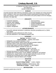 Resume Free Template Download Attorney Resume Samples Template Resume Builder