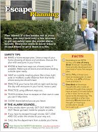 get a home plan do you have a fire escape plan for your home get tips from