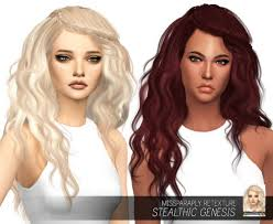 cc hair for sism4 37 best sims 4 cc hair images on pinterest sims hair sims cc