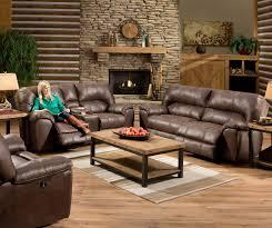 Stratolounger Stallion Reclining Living Room Furniture Collection - Big lots living room furniture